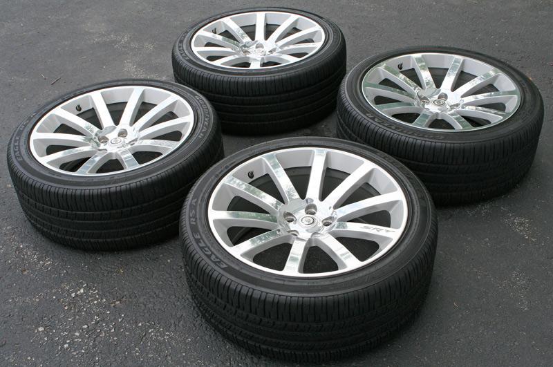Sold Oem Factory 300c Srt8 Wheels Tires Lug Nuts Wheel