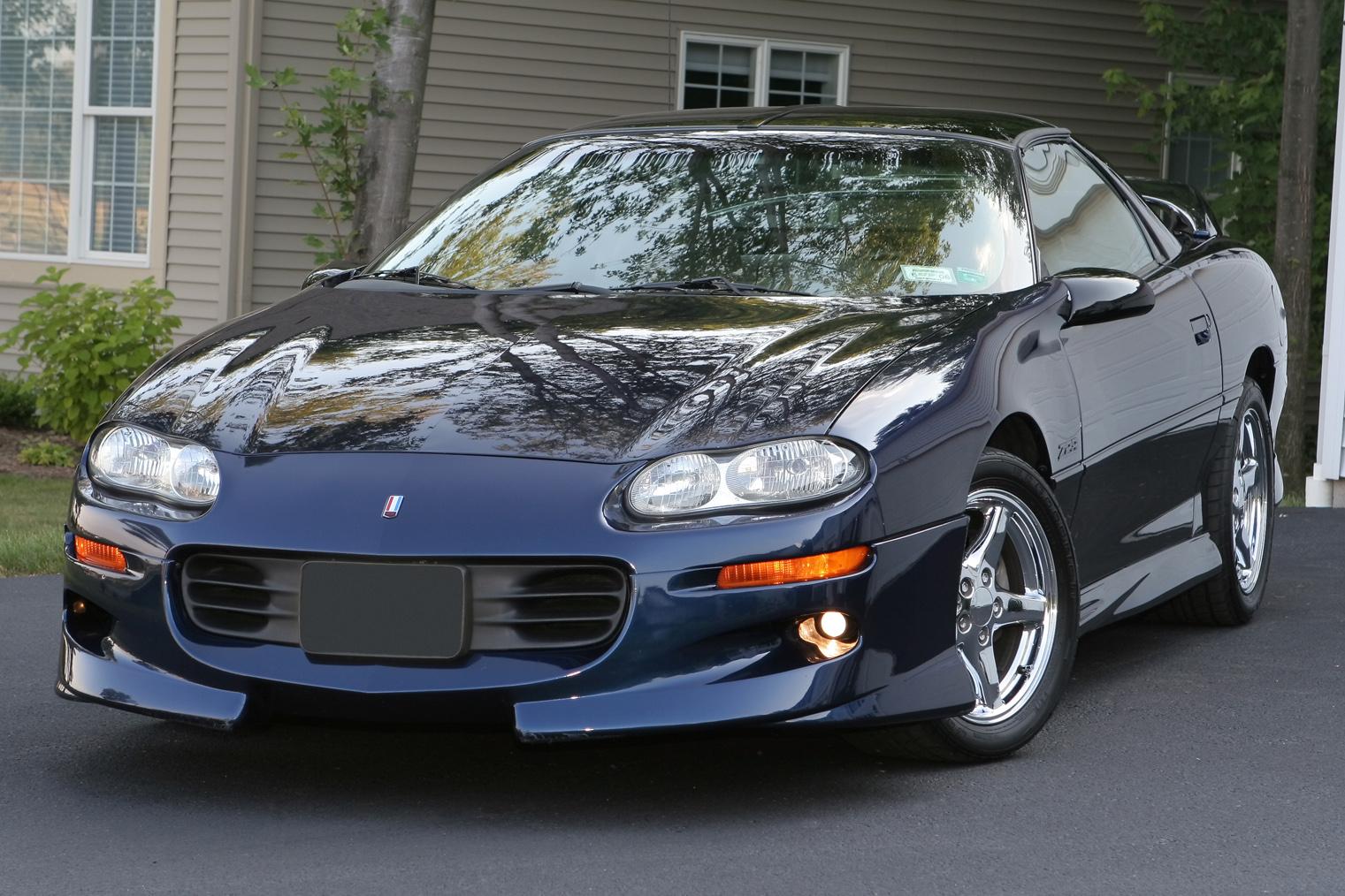 1998 Camaro Z28 T-Tops -- Superb condition! - CamaroZ28 ...